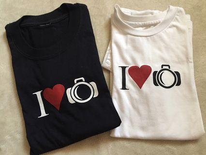 Couple Shirts (Size L)