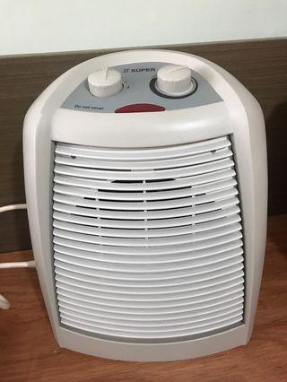 暖氣爐 Fan Heater