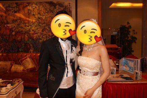 婚後物資 婚紗 晚裝