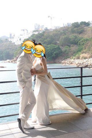 婚後物資 新郎禮服