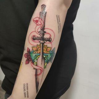 紋身 Tattoo 刺青
