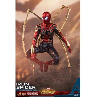 Hot Toys - Avengers: Infinity War - Iron Spider 1/6th scale