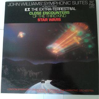 Vinyl Record  :  John Williams' Symphonic Suites