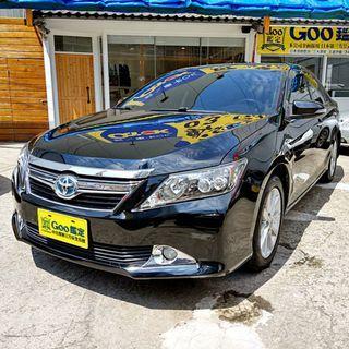 2014年Camry Hybrid油電,一手車.認證車.全額貸.零頭款