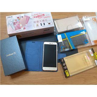 華碩ASUS ZenFone 3 ZE520KL 3G/32G(2000元不附行動電源,限面交)