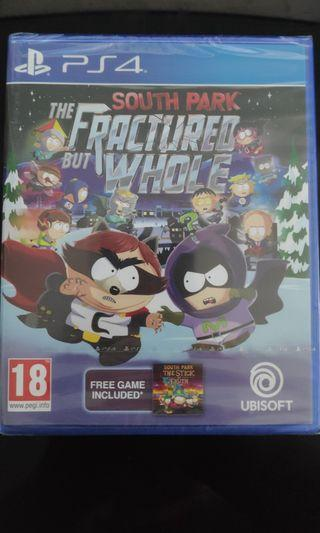 [new] South Park The Fractured But Whole PS4