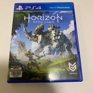 🚚 Horizon Zero Dawn PS4 pro