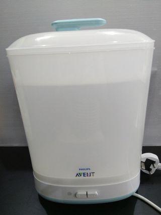 Philips AVENT 2-in-1 Electric Steam Steriliser