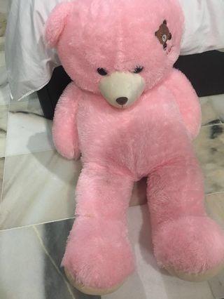 Big bear giant plush teddy #carouraya #rayathon50