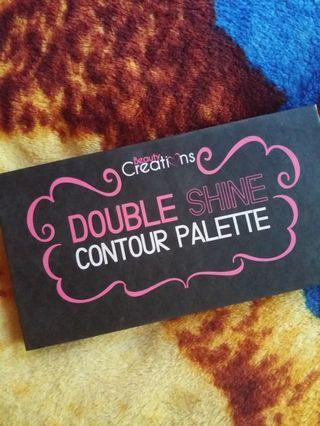 Beauty Creations Double Shine Contour Palette