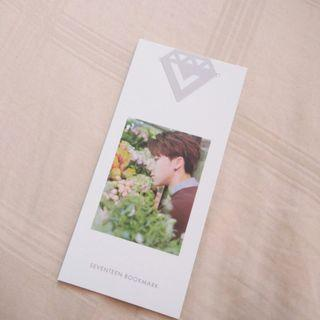 WTS THE8 LOVE&LETTER bookmark photocard