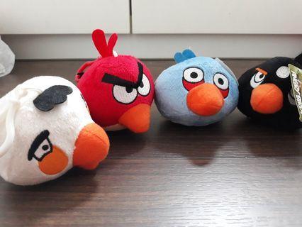 Random stuffed toys, $5 a piece