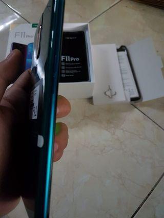 Oppo f11 pro like new 6/64GB