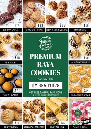 🚚 Raya Cookies