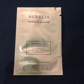 Aurelia Skincare Ltd Miracle Cleanser with Chamomile, Eucalyptus, Rosemary and Bergamot