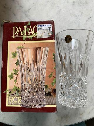 Royal Crystal Vase - Palace