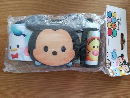 Disney Tsum Tsum 密碼秤重行李帶新 (100% NEW)