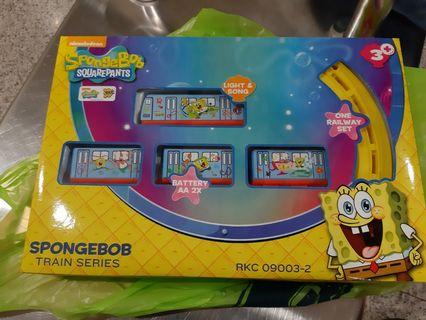 Spongebob train series