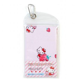 日本 Sanrio Hello Kitty涼感巾