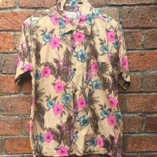 TROPIC THUNDER VINTAGE Tropical Shirt