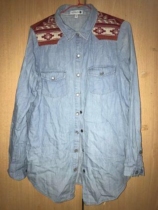 🚚 COTTON ON denim outerwear