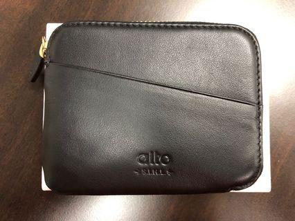 Alto pouch wallet - Raven