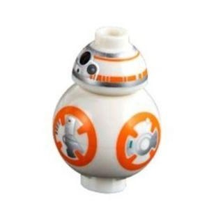 LEGO Star Wars 75242 sw1034 BB-8 (Large Photoreceptor) 淨人仔1隻 Minifig only (全新 與 75239 共融)