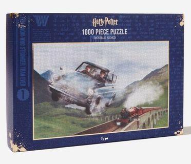 1000 Pieces Harry Potter Puzzle
