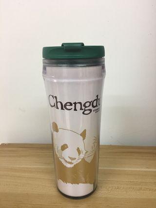 Starbucks 杯 熊貓/成都