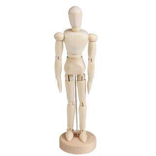 13 inch Wooden Mannequin