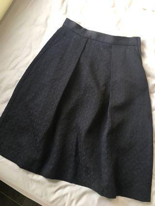 Zara skirt size m with pockets