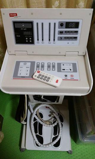 AinA健康管理儀 電療機 美體減肥儀