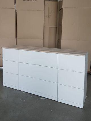 "NEW 60"" Chest of Drawers"