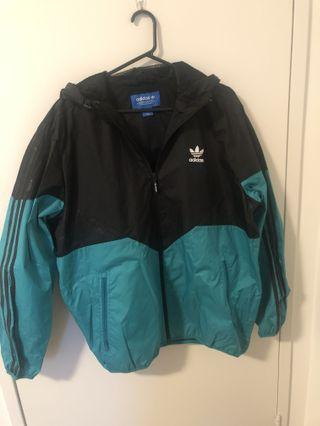Adidas New without tag Wind Jacket Size L