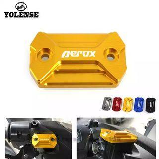 Aerox Front brake Fluid Reservoir Cap Cover