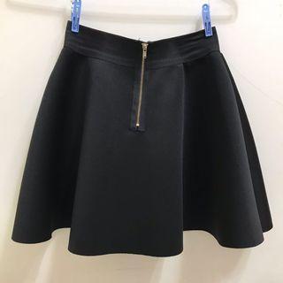 超顯瘦太空棉短裙