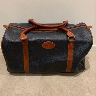 Martell Cognac - Leather Mens Duffle Bag