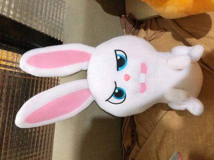 🚚 娃娃 兔子