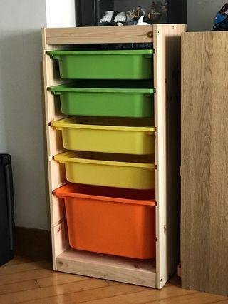 Ikea 玩具櫃