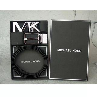 🇺🇸 Michael Kors 皮帶 禮盒款
