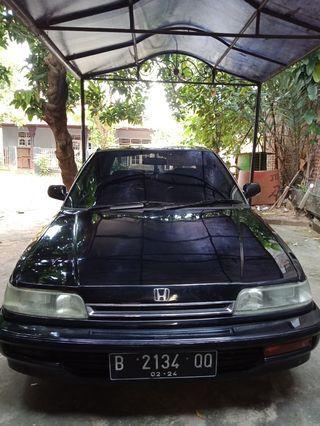 Honda grand civic th 1991 matic pajak panjang mulus siap pakai