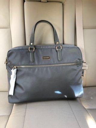 Samsonite Red work bag/briefcase