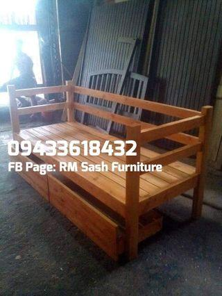 Daybed with Drawer 36x75