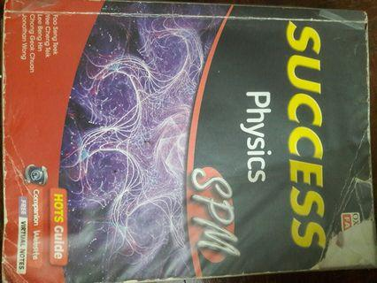 Physics Success SPM