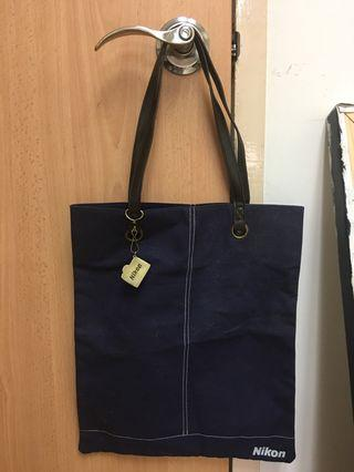 Nikon 袋 手挽袋 tote bag