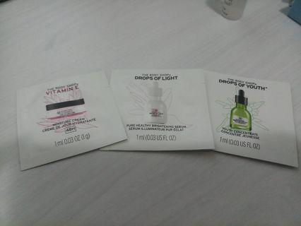 The body shop Sample 3包
