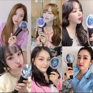 [WTB] GFRIEND OFFICIAL PHOTOCARDS