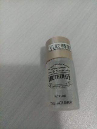The face shop the therapy anti-aging formula 肌底精華
