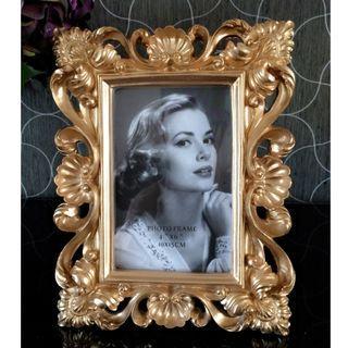 European Retro Design Embossed Photo Frame, 歐洲復古浮雕相架