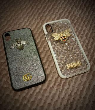 GUCCI / DIOR IPhone XR (and equivalent models) phone cases